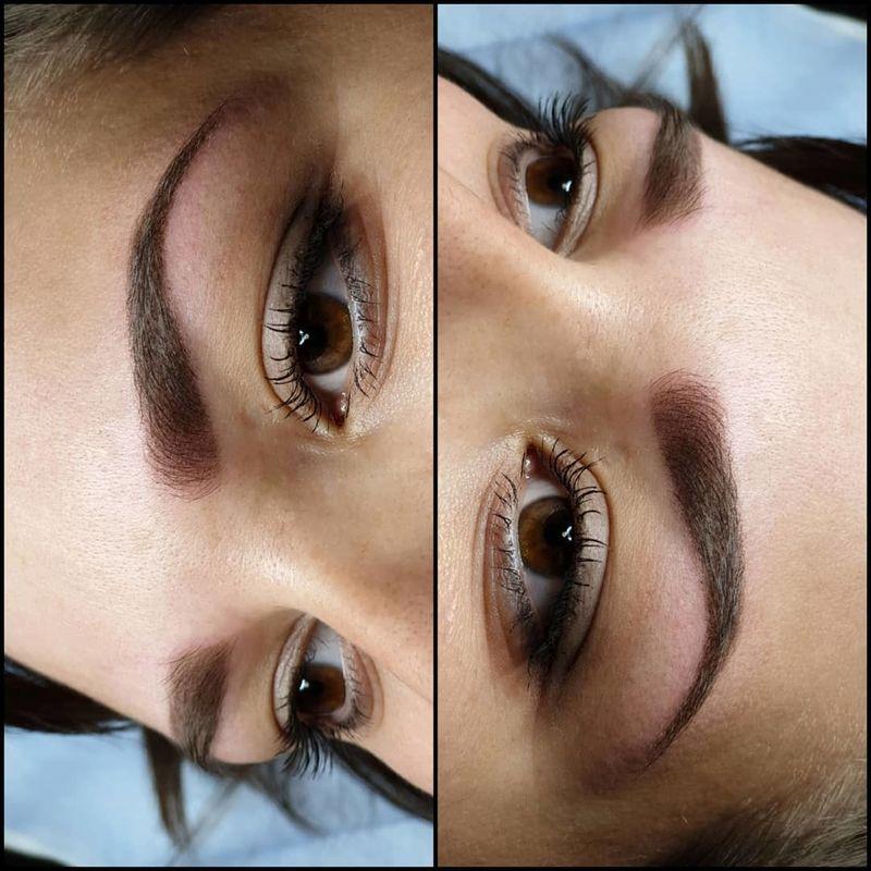 Перманентный макияж бровей - sisters-club